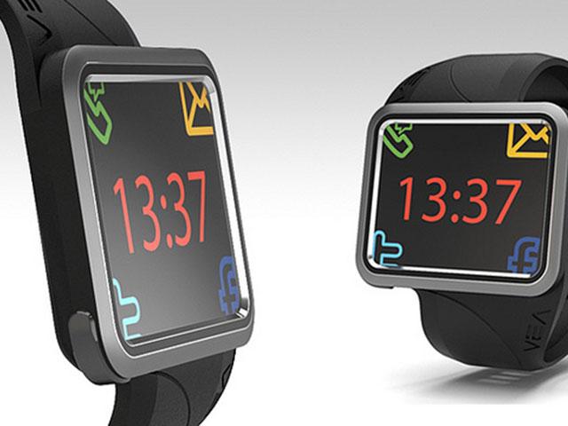 VEA Buddy, une montre connectée pour votre smartphone ou votre tablette tactile