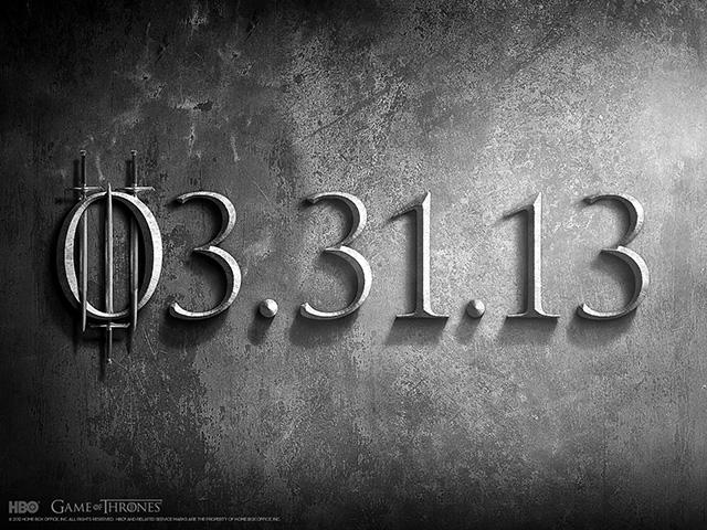Un nouveau trailer pour Game of Thrones saison 3