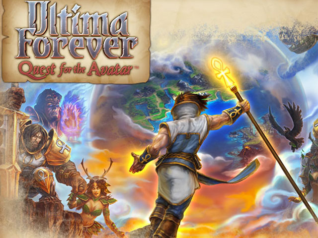 Ultima Forever Quest for the Avatar iOS