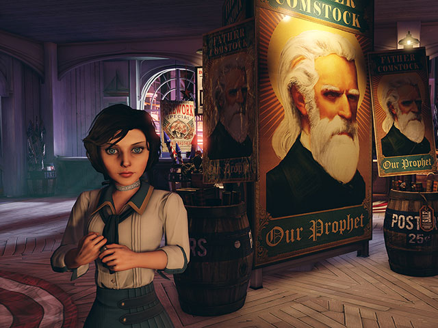 BioShock Infinite Mac OS