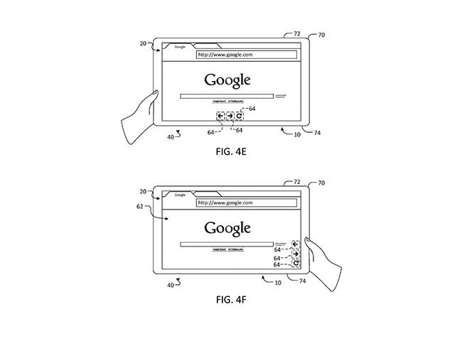 Un nouveau brevet pour Google