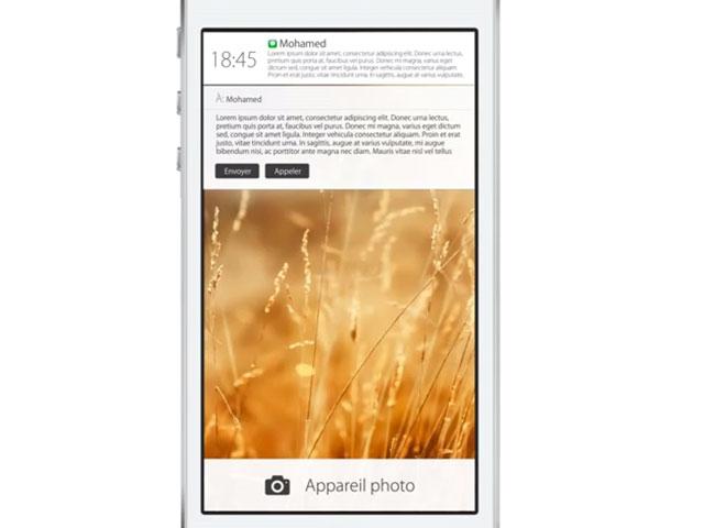 iOS 7 : un concept en vidéo