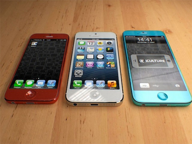 """Concept iPhone """"low cost"""" : une première image"""