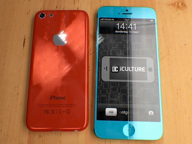 Concept iPhone «low cost» : une cinquième image