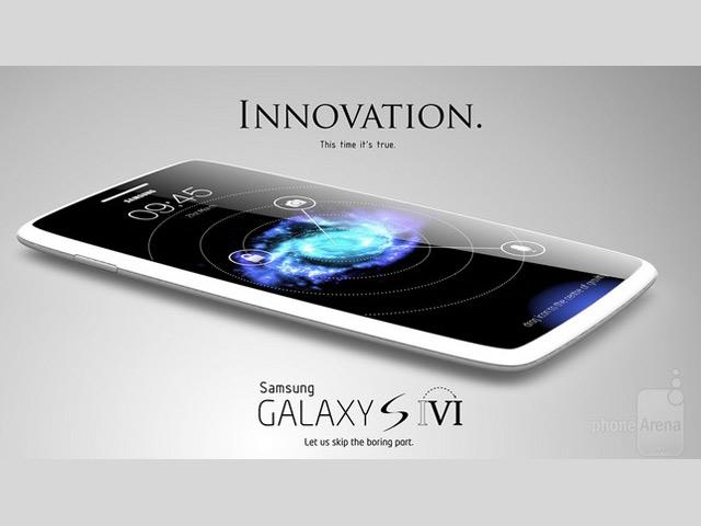 Samsung Galaxy S4 : un design inspiré par les galets de la manche