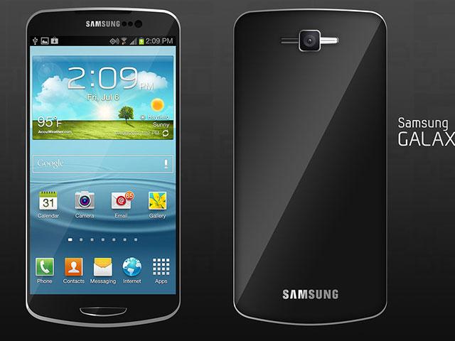 Un neuvième concept pour le Samsung Galaxy S4