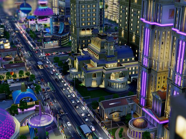 Concours Sim City