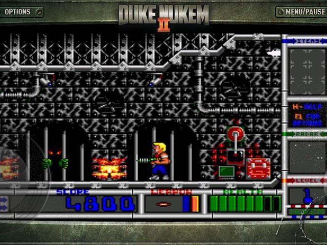 Duke Nukem II : bientôt sur iOS