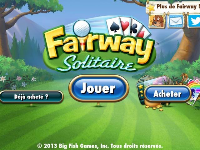 Concours Fairway Solitaire : un iPad Mini à gagner