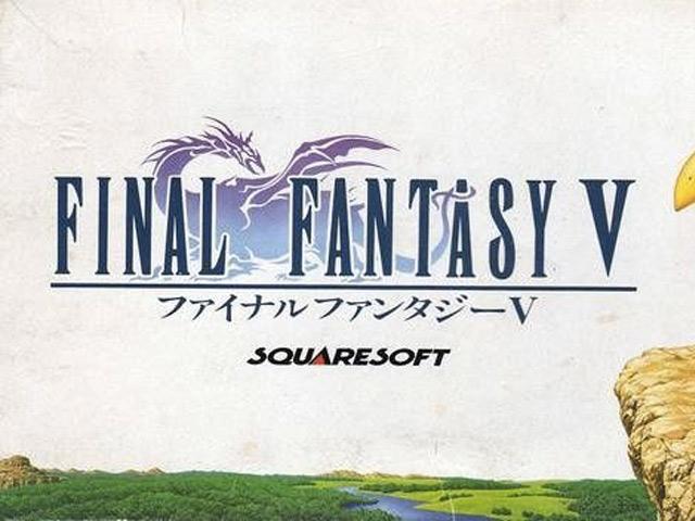 Final Fantasy V bientôt dispo sur iOS