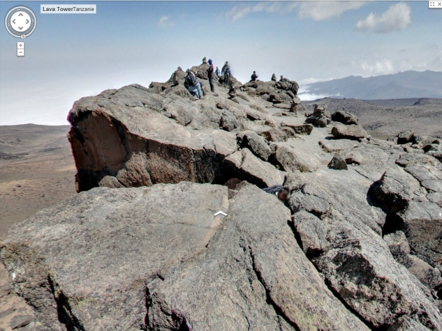 Google Maps : visite des grands sommets du monde