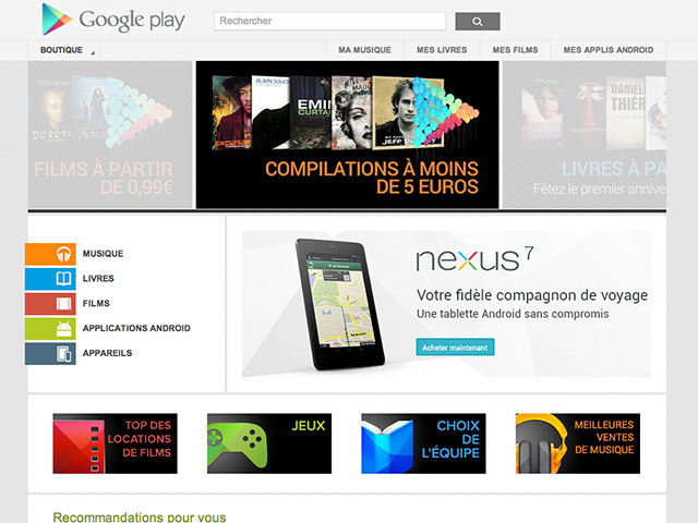 Google Play News