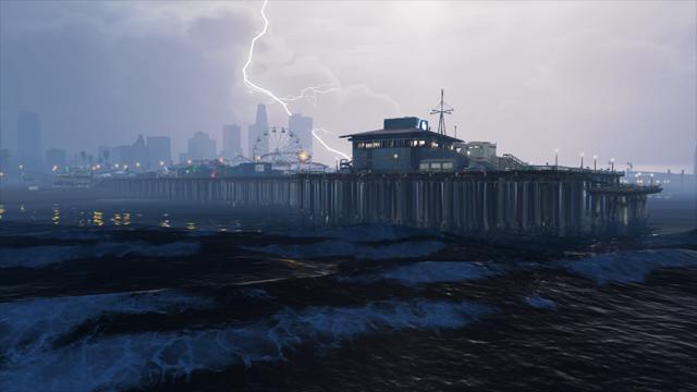 Une première image GTA 5
