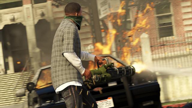 Une quatrième image GTA 5