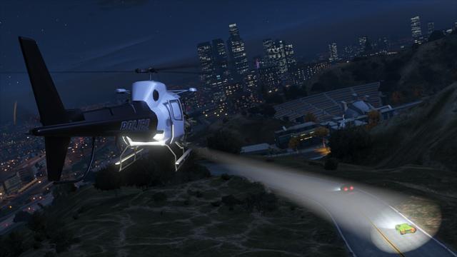 Une cinquième image GTA 5