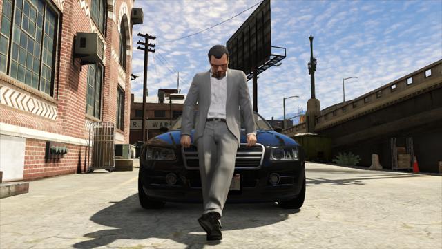 Une neuvième image GTA 5