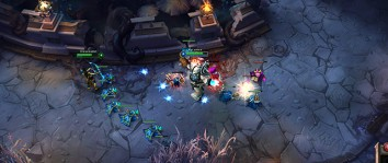 League of Legends de retour sur Mac OS