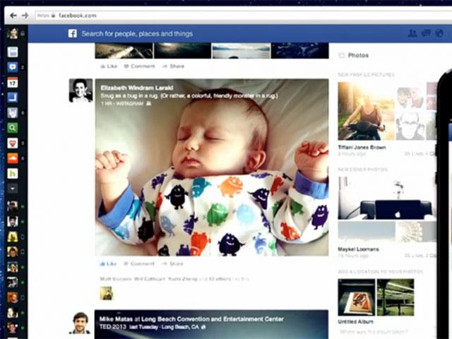 Facebook : un aperçu du nouveau fil d'actualités