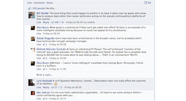 Facebook : deux nouveautés pour les commentaires