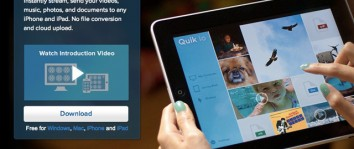 Quikio : streaming entre ordinateurs et iDevices
