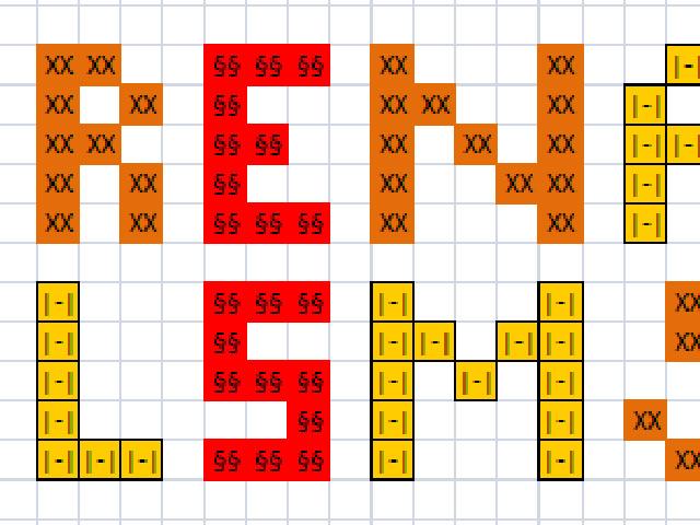 RPG Excel