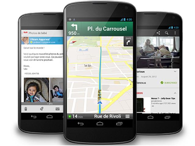 Nexus 5 : écran de 4.5 pouces et SnapDragon 600 ?