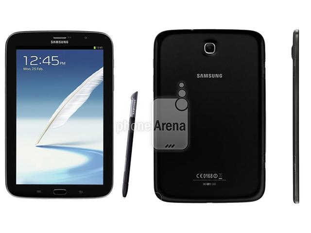 Samsung Galaxy Note 8.0 noire
