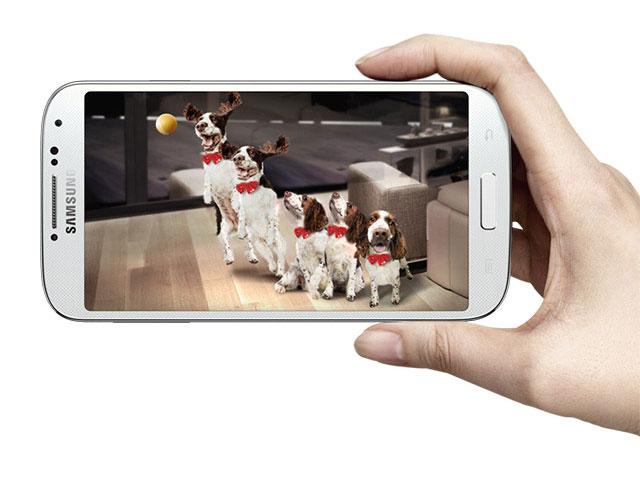 Samsung Galaxy S4 : l'application photo