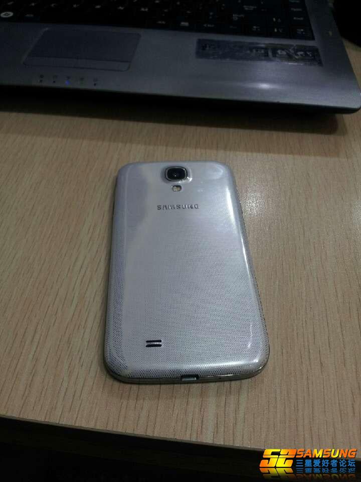 Samsung Galaxy S4 : de dos