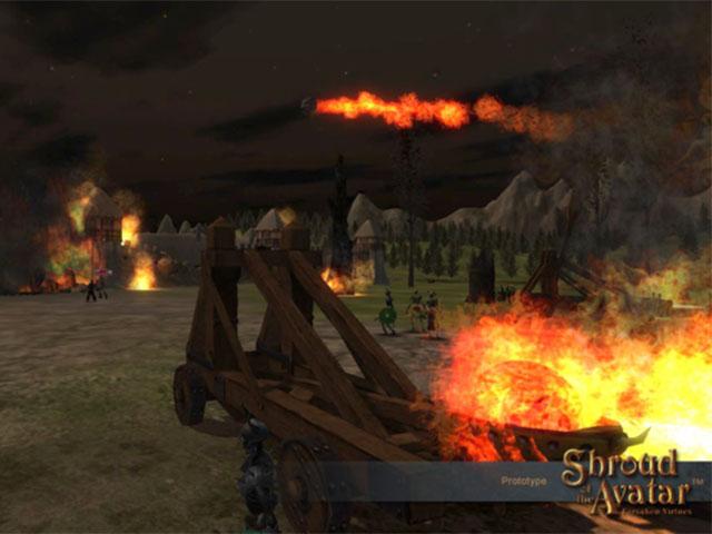 Shroud of Avatar : la guerre, encore et encore