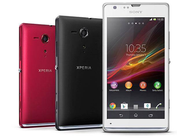 Sony : bientôt trois nouveaux smartphones