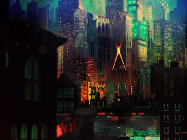 Transistor, le nouveau titre de Sueprgiant Games