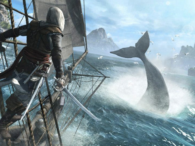 Assassin's Creed 4 Black Fag : vidéo de gameplay