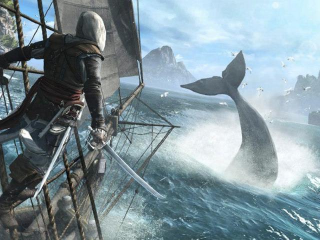 Assassin's Creed 4 Black Fag : vidéo de gameplay
