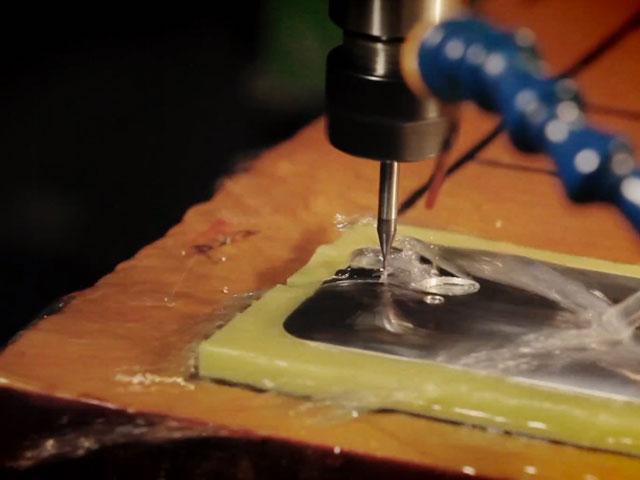 HTC One : le processus de fabrication en vidéo