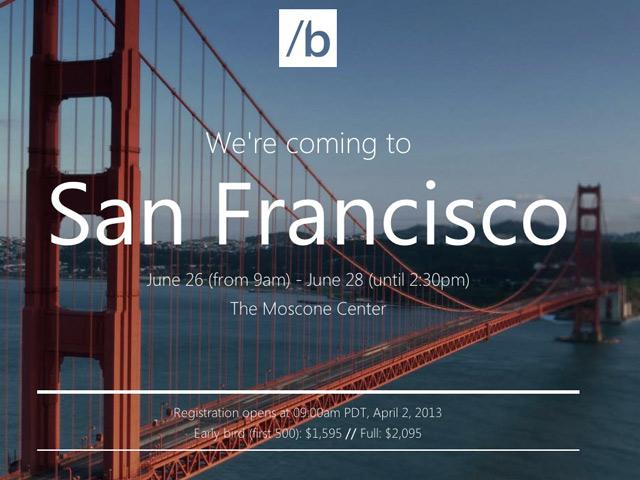 Windows Blue sera présenté officiellement en juin prochain