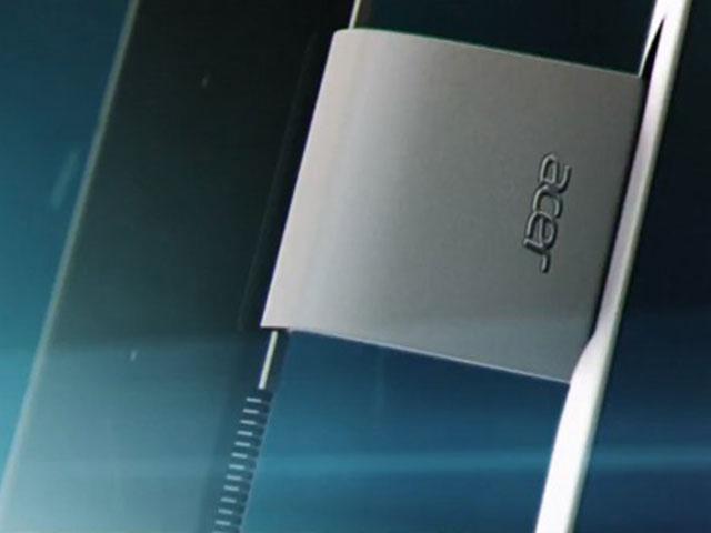 Acer : un teaser pour un ultrabook