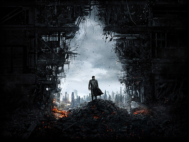 Bande-annonce #3 : Star Trek Into Darkness