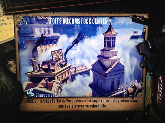 Bioshock Infinite : les conseils