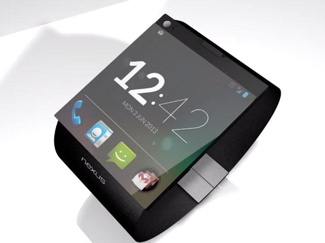 Concept Nexus Smartwatch