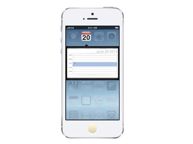 iOS 7 : un chouette concept très complet en vidéo