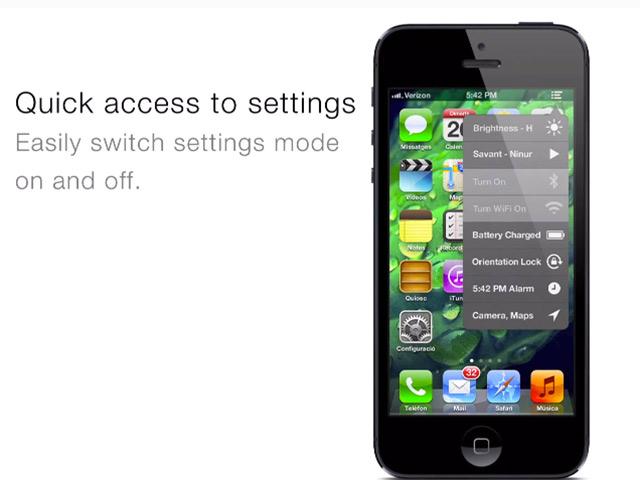 iOS 7 : un nouveau concept pour patienter