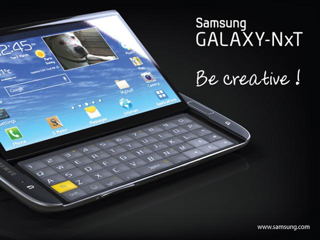 Samsung NxT : en mode ordinateur