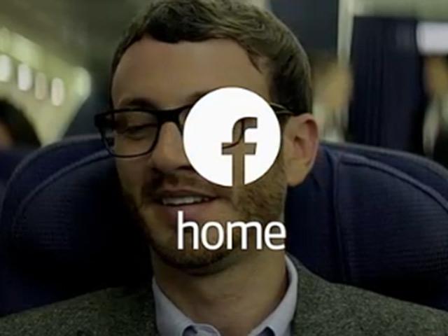 Facebook Home : un lanceur pour Android, disponible à compter du 12 avril
