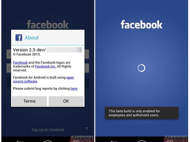 Facebook Home : les premières infos
