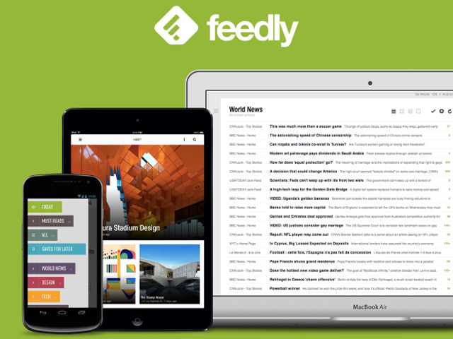 Feedly 14