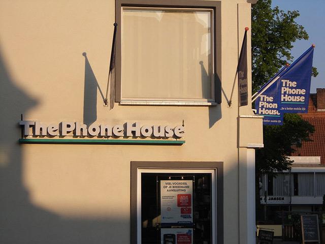 The Phone House : c'est terminé