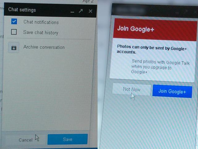 Google Babel : Google+