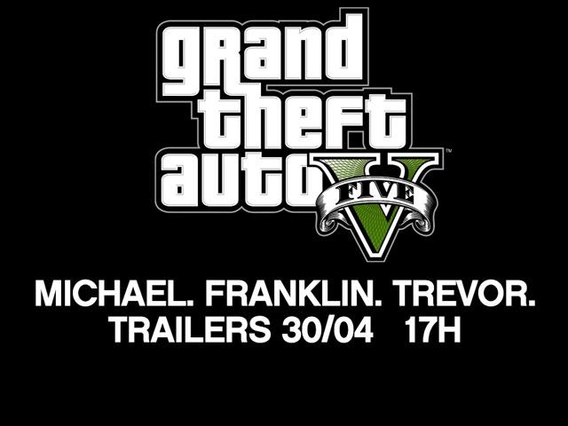 GTA 5 : Michael, Trevor et Franklin sont de retour !