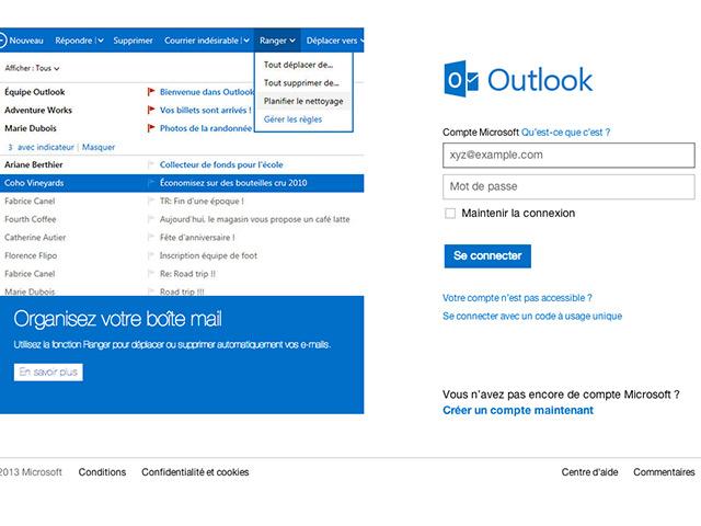 Identification deux étapes Microsoft